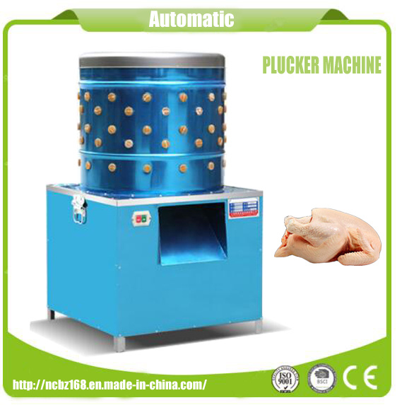 Poultry Defeathering Electric Automatic Poultry Plucker Machine with Ce Certificate