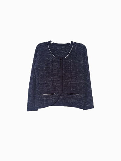 V-Neck Short Knitting Clothing for Women