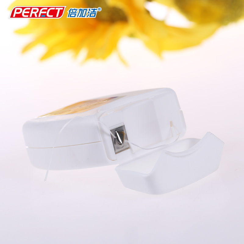 PERFECT 50m/55yds Dental Floss OEM Manufacturer