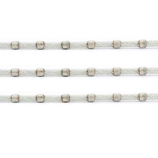 10.5mm or 11mm Diameter Mono Diamond Wire for Marble Block Cutting
