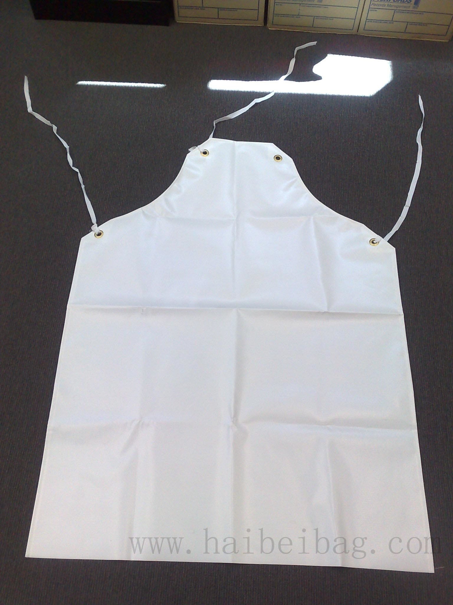 Anti-Acid Rubber /PVC Butcher Apron for Slaughter House (HBAP-2)