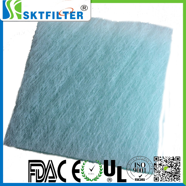 PA----50 G4 Green White for Paint Stop Filter Media