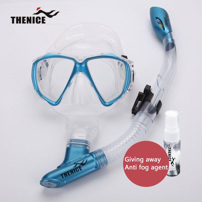 Masks Set Underwater Sport Equipment