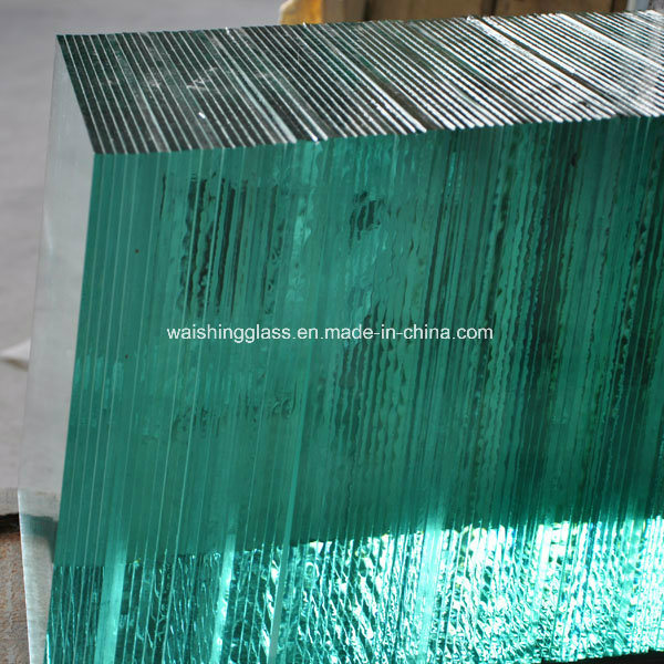 6mm to 22mm Tempered Glass for Building
