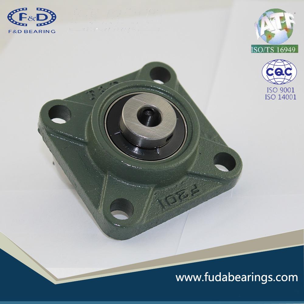 Pillow Block Bearing UCF201 China Professsional Manufaturer Chrome Steel Bearing