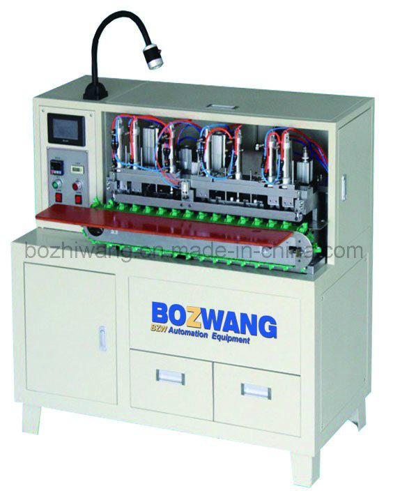 Wire Stripping, Twisting and Tinning Machine