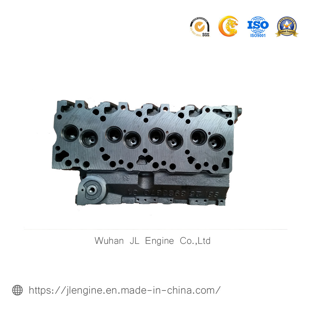 4bt Diesel Engine Cylinder Head for Excavator Engine Parts 3933370