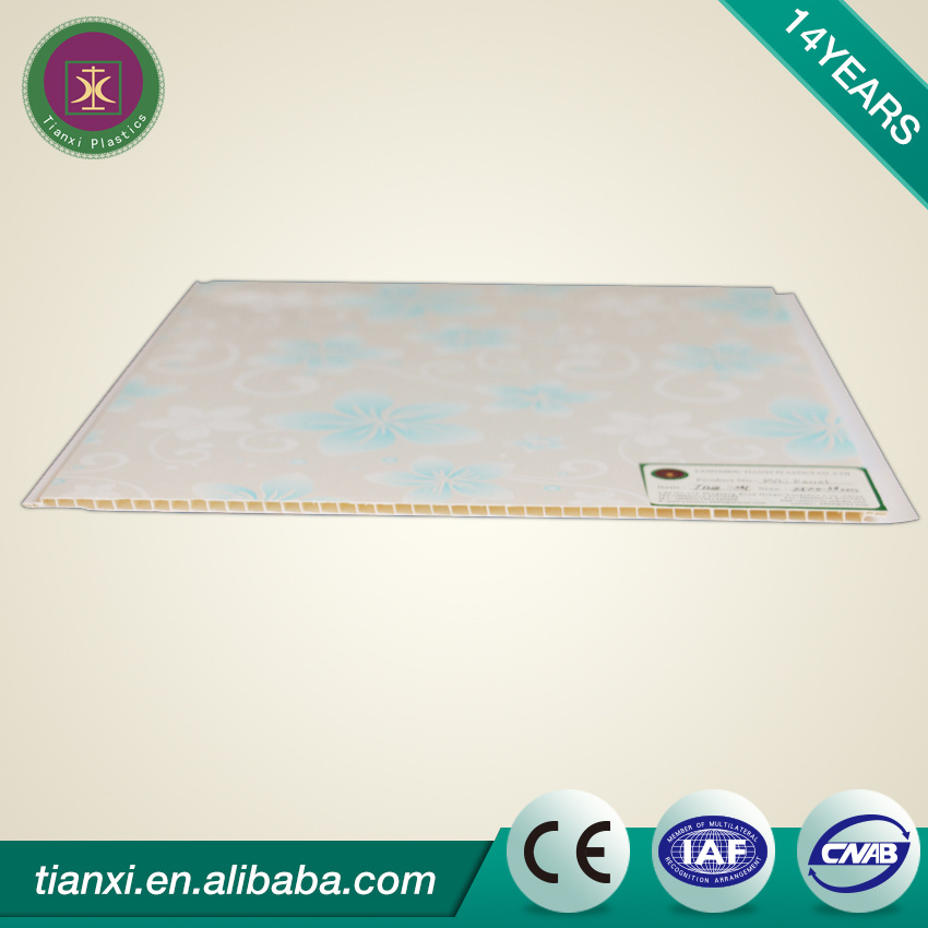 Popular Designed PVC Ceiling Panel / Wall Panel for Various Areas