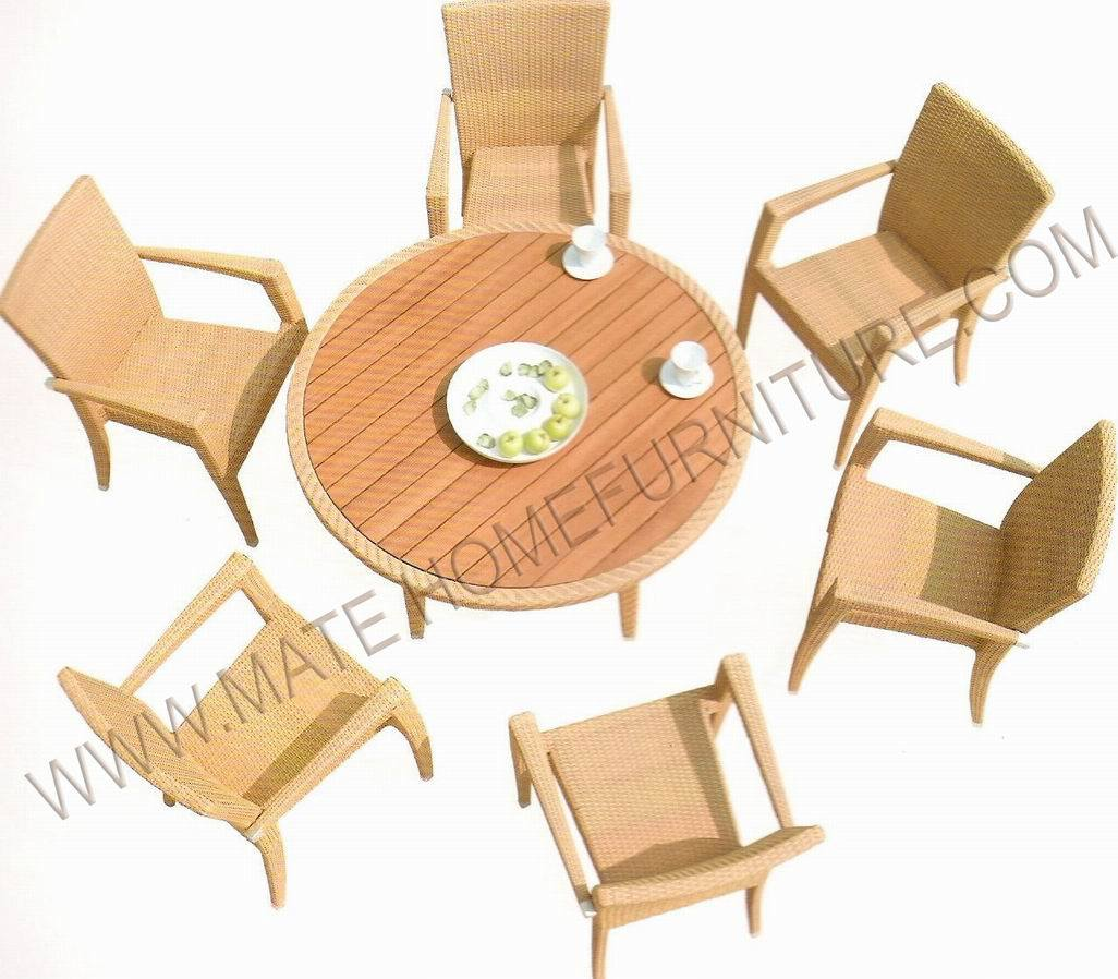 China Outdoor Furniture Mha 003w China Outdoor Furniture Garden Furniture