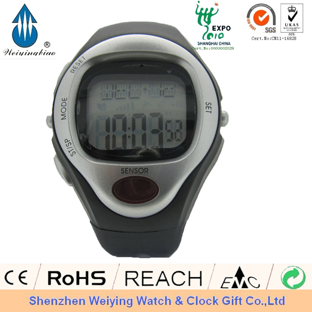 2013 new silicone digital wrist watch sport for men