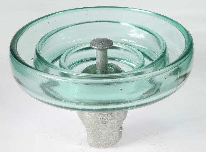 U70BP Fog Type Suspension Toughened Glass Insulators