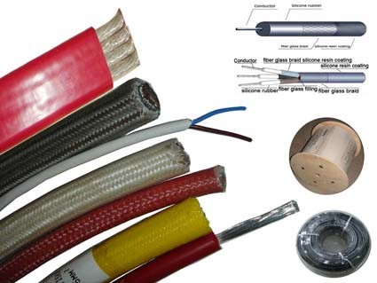 VDE Certified Silicone Rubber Wire
