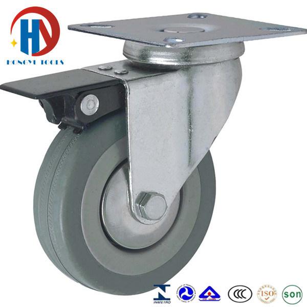 Glide Heavy Duty PU Caster