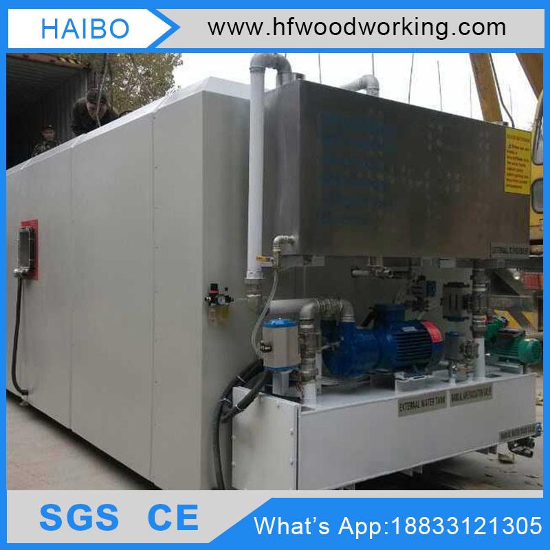 Dx-10.0III-Dx Professional Manufacturer New Type Hf Vacuum Wood Dryer Machine