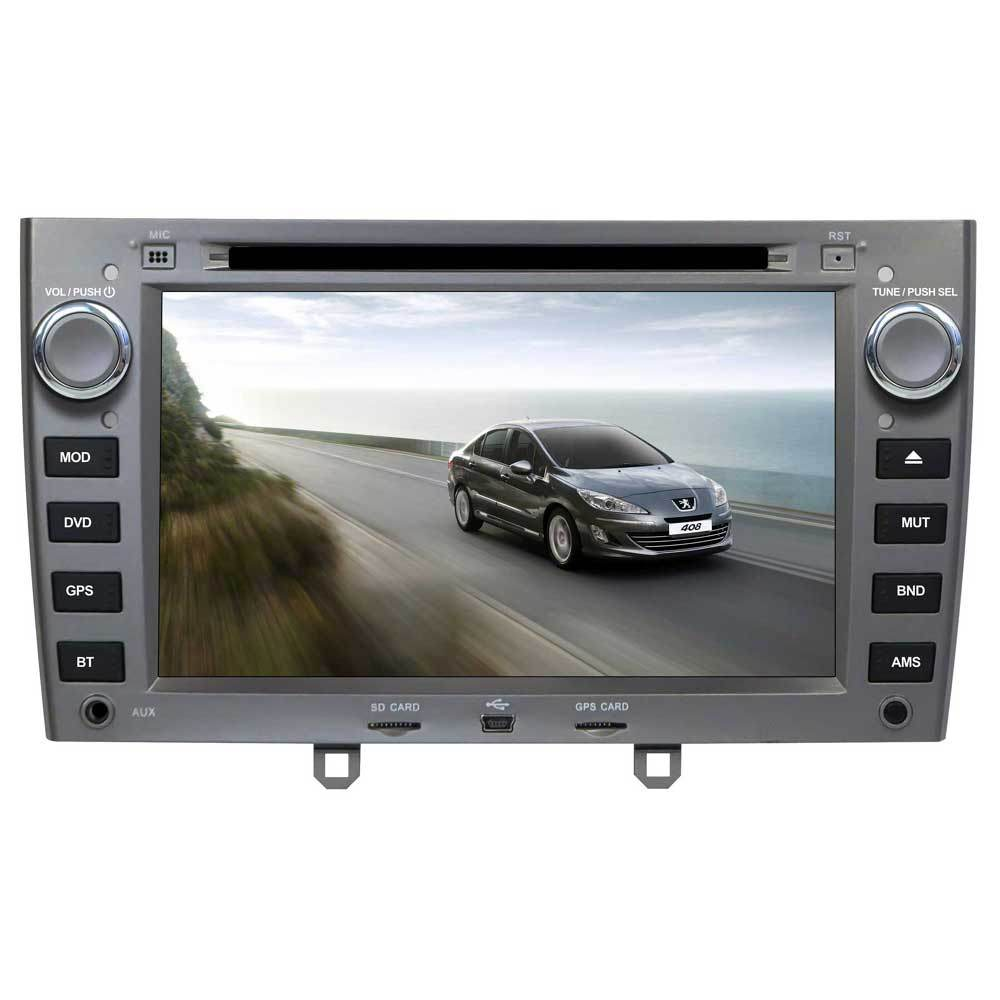 Peugeot 408 Car DVD/GPS/TV