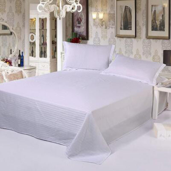 Bedding Sets Bed Sheet for Economic Hotel Usage (DPF10201)