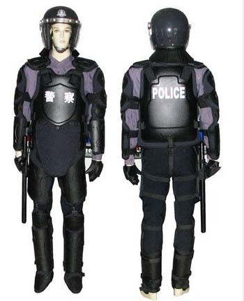 Anti-Riot Uniform with Permanent Flame Retardant Function (FBF-L)