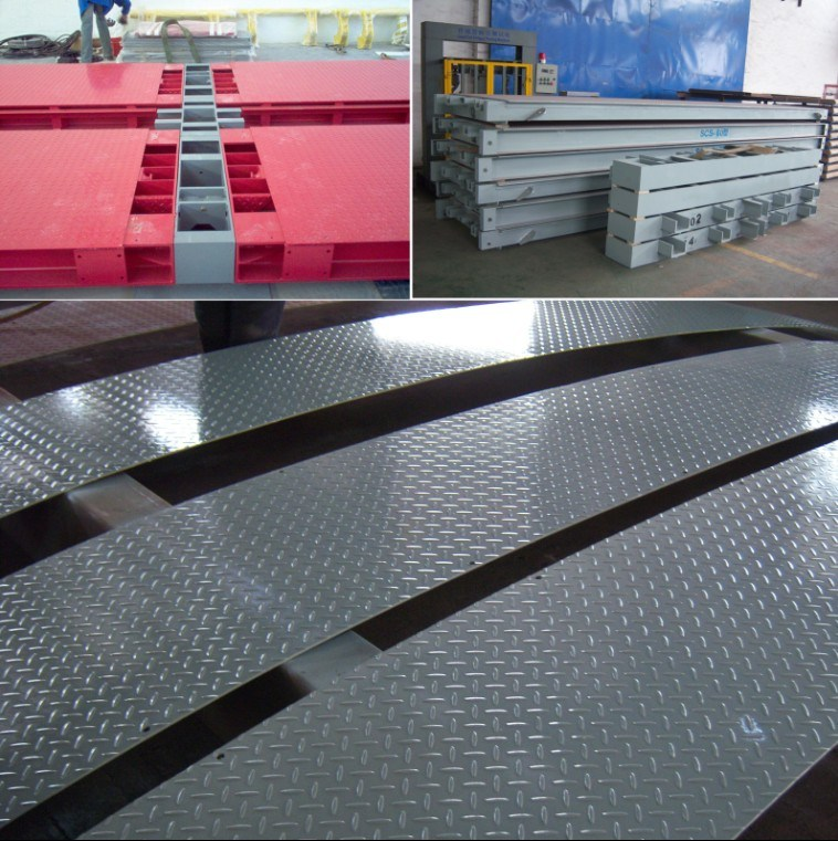 120ton Truck Scale Weighbridge of Digital Load Cell and Indicator