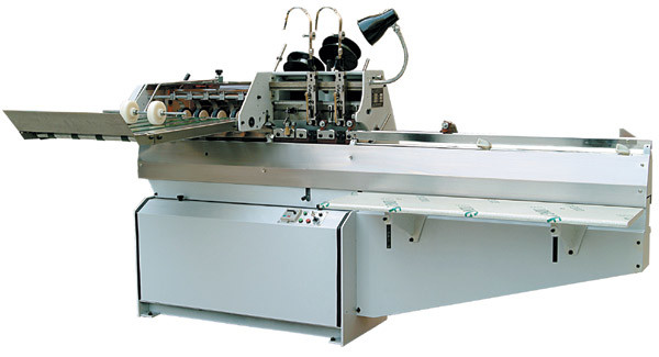 saddle stich machine