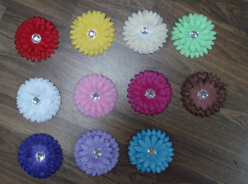 Silk artificial flowers