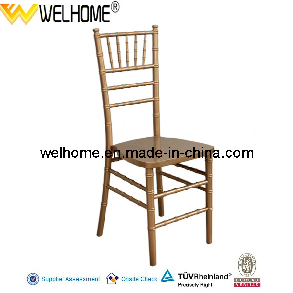 Wood Chiavari Chair for Wedding