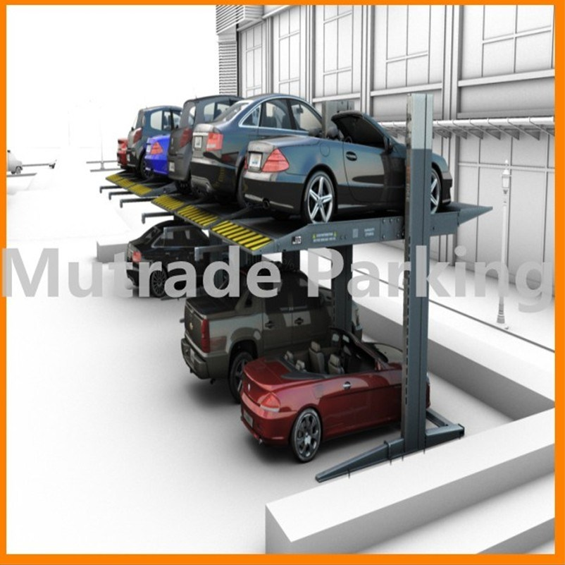 Smart Two Post Hydraulic Car Parking Lift