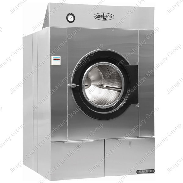 Fully-Auto Tumble Dryer (100kg steam heated)