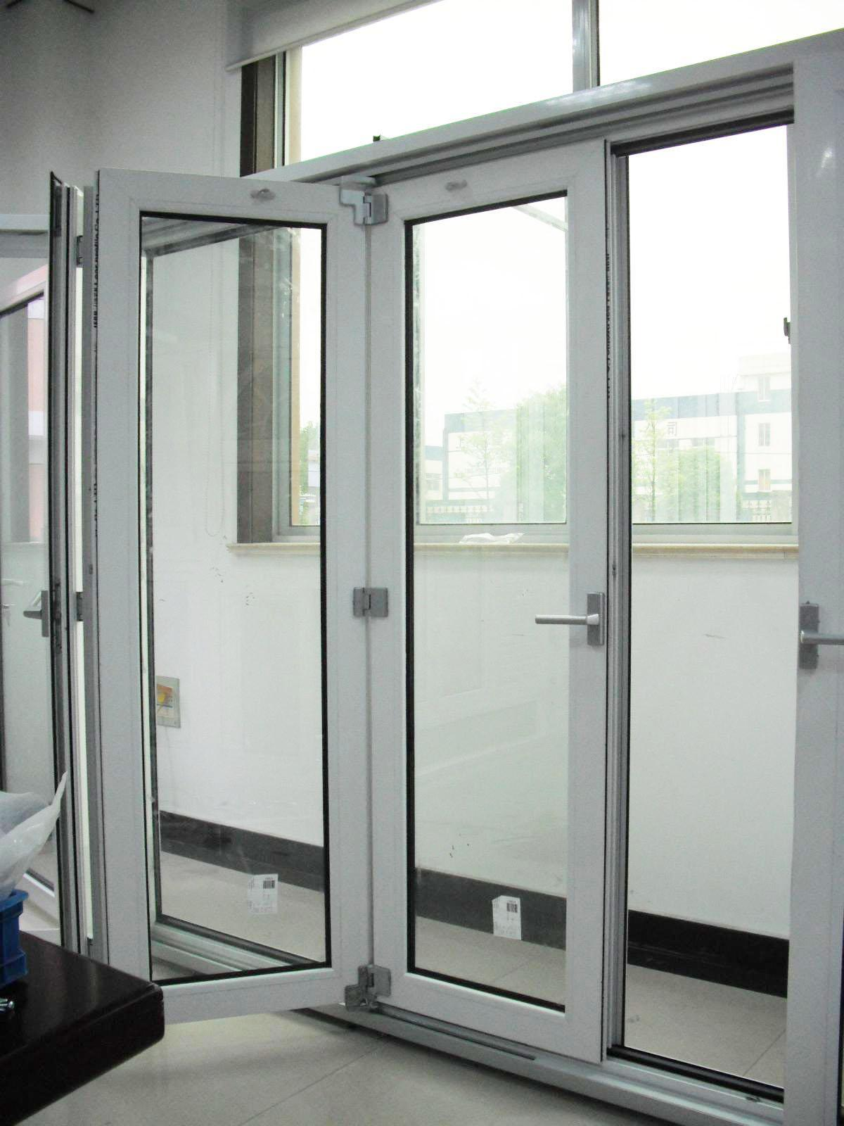 China aluminium folding door china aluminium folding door for Folding doors