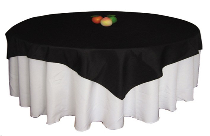 Polyester Wedding Table Cloth 1