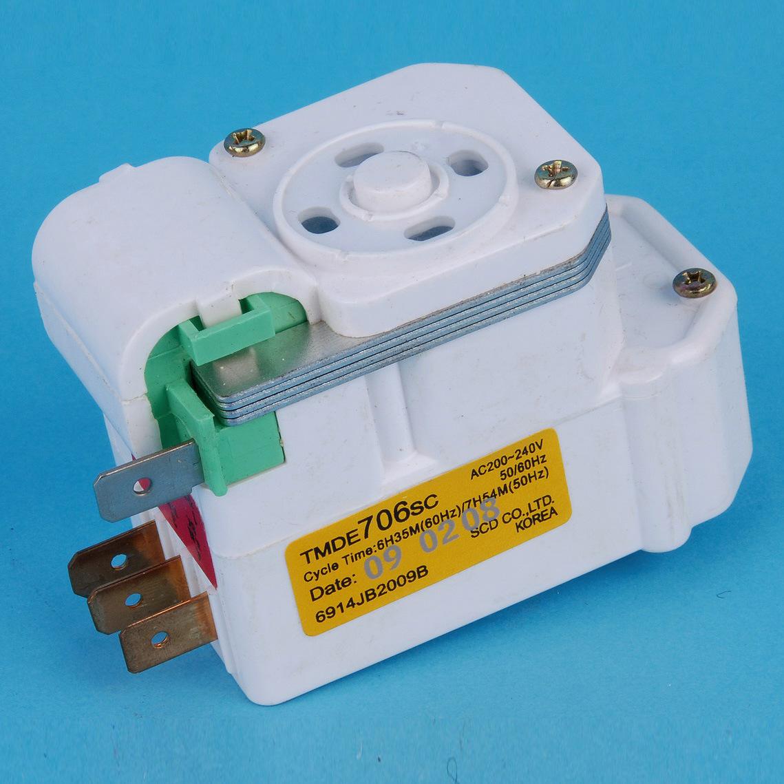 Sanyko Type Plastic Refrigerator Defrost Timer