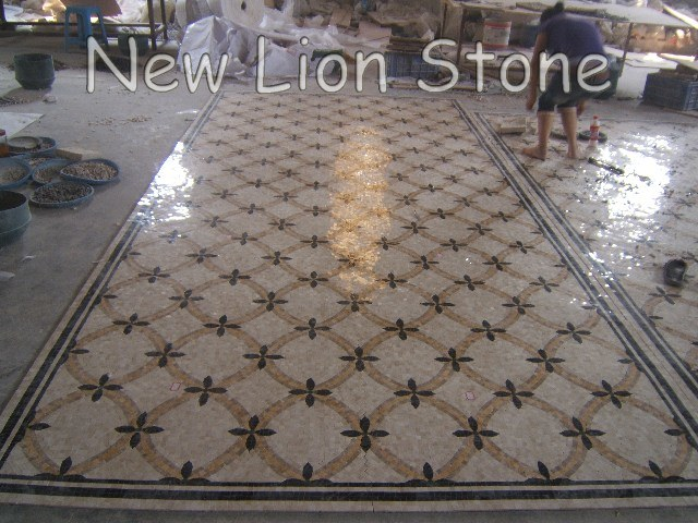 Flooring Marble Mosaic Tiles Mosaic Patterns China Marble Mosaic