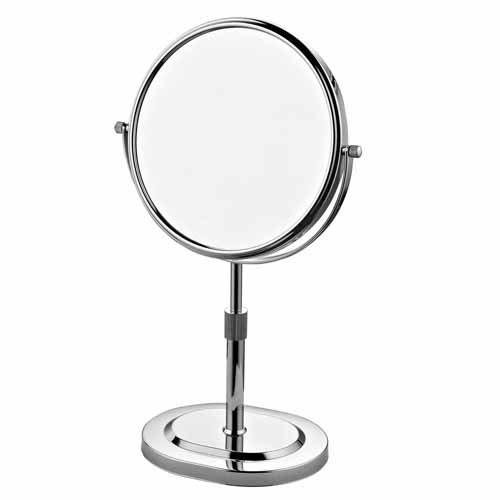 China Bathroom Accessories Sets Make up Mirror