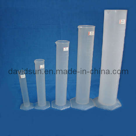 Laboratory Plastic Measuring Cylinder Manufacture
