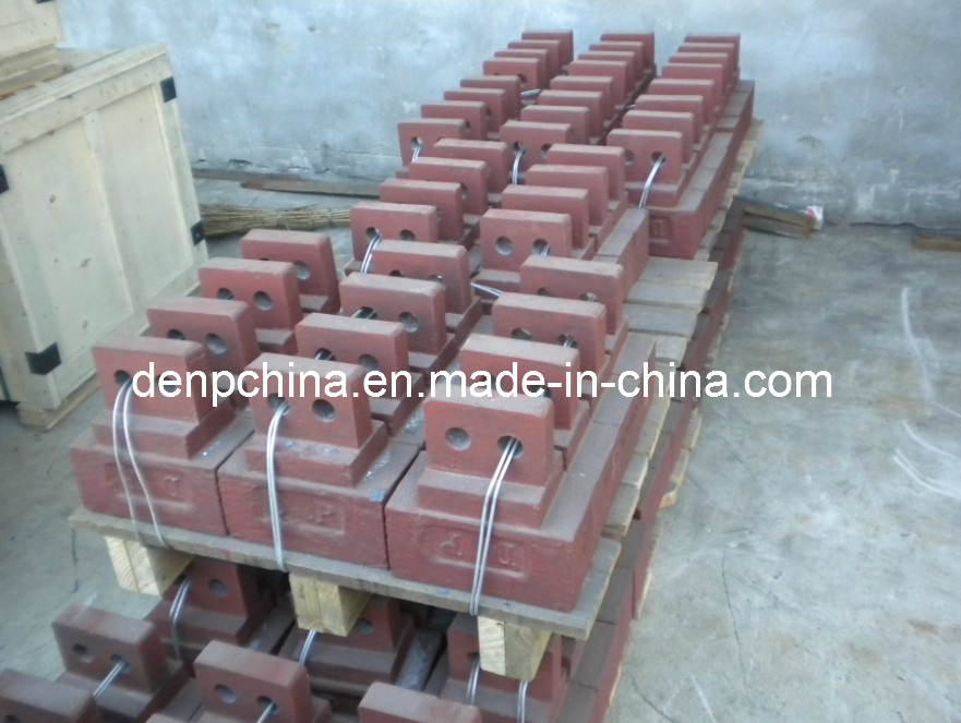 Hot Sale Sand Making Machine Spare Parts Hammer