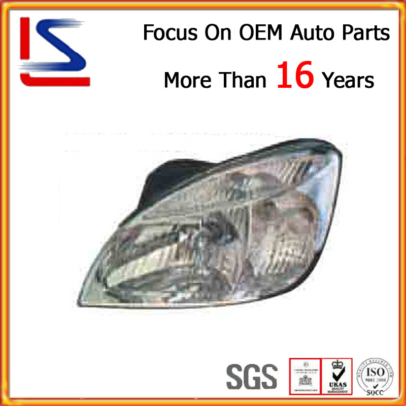 Auto Spare Parts - 4D Head Lamp for KIA Rio 2005