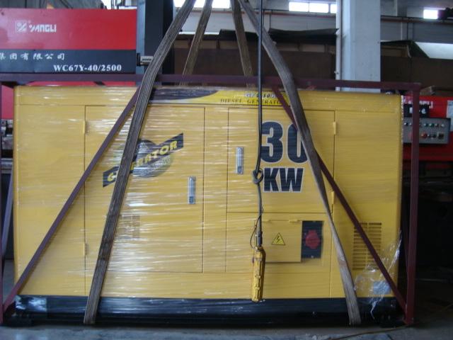 Diesel Generator (30KW)