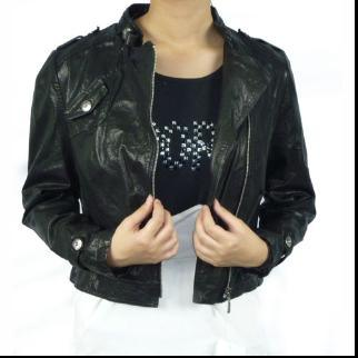 Buy Wholesale From China leather jackets for ladies