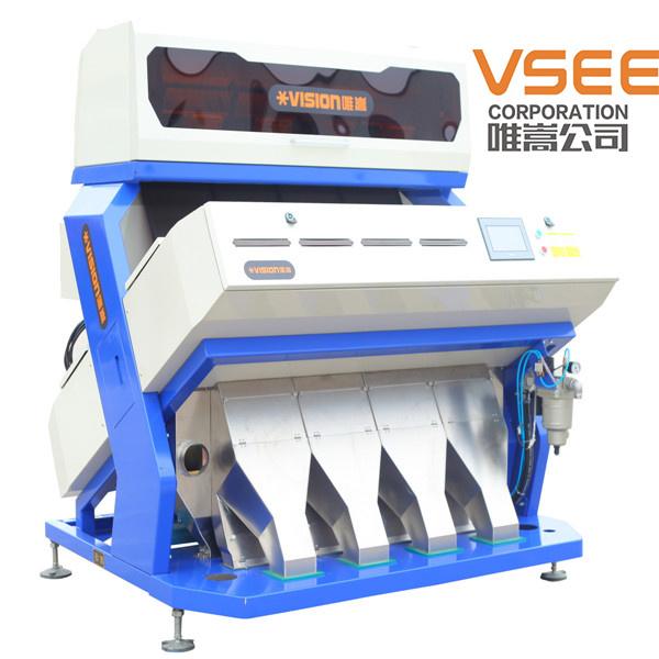 RGB Full Color Food Processing Machine Grain Color Sorter Barley Sorting Machine