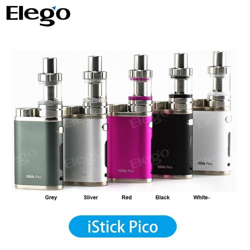 2016 Hot Selling Ismoka Eleaf Istick Pico Kit with Melo III Mini 2ml Atoimzer Mini Electronic Cigarette