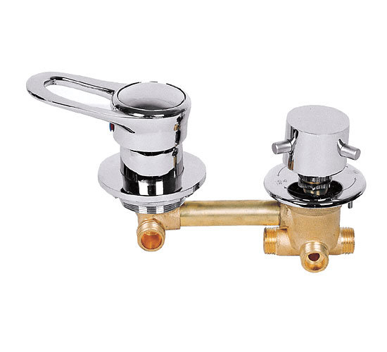 Four Way Faucet (AB-4007)