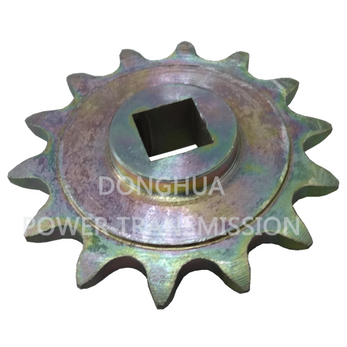 ISO Standard Sprocket with Square Hole 08b14z