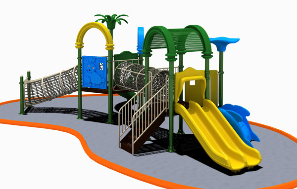 Backyard Playground Accessories : Outdoor Playground Equipment (BW10033)  China Outdoor Playground