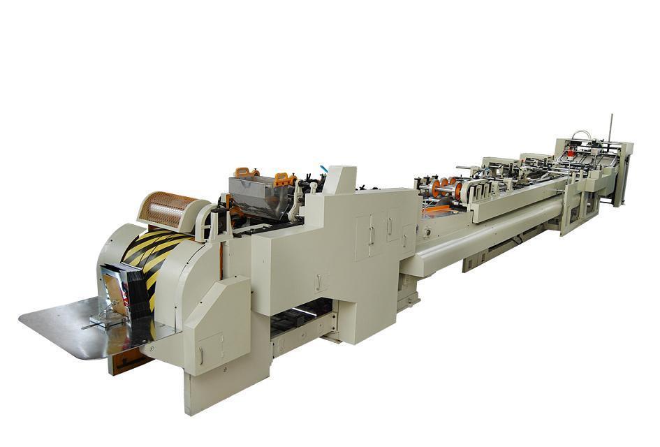 Sheet Feeding Paper Handbag Making Machine (HD430)