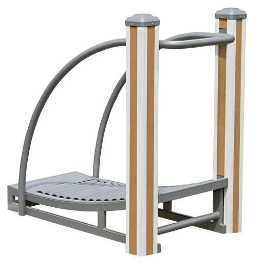 Outdoor Fitness Equipment Outdoor Running Machine Fitness Equipment