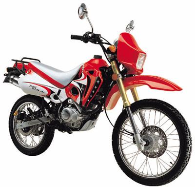 250cc 4 stroke dirt bike