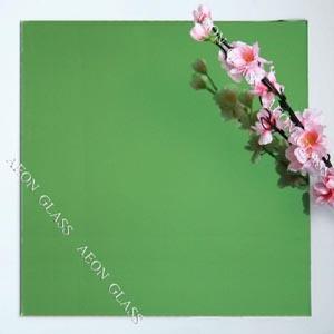 CE Certificate 4mm, 5mm, 5.5mm, 6mm Dark Green Reflective Glass