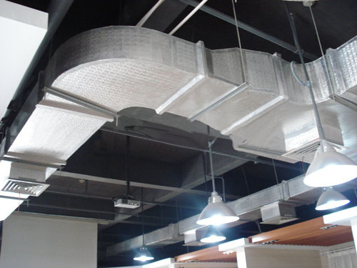 Air Conditioning Ducts Support Details : China phenolic duct wt ventilation hvac