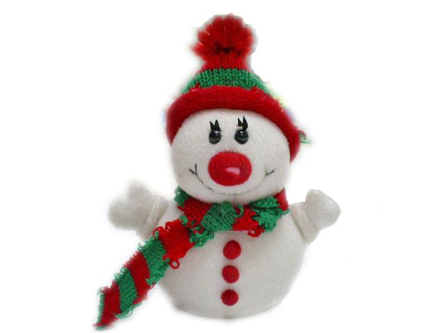 Christmas Toys Product : China plush christmas toy snowman baby