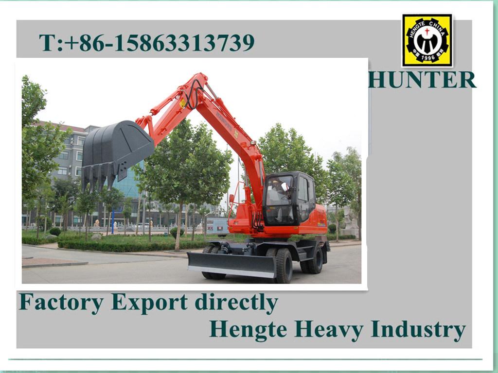 Wheel Excavator (HTL150)