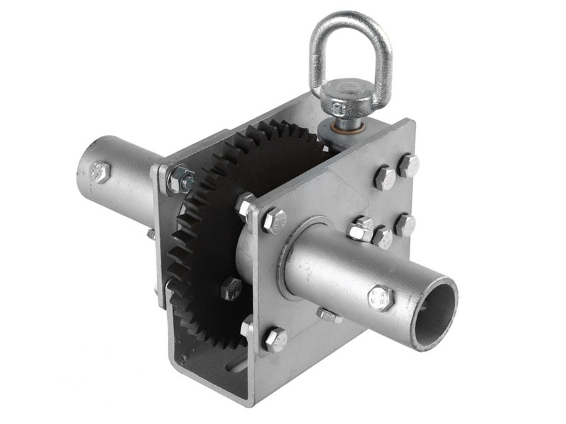 Loop-Drive Worm-Gear Hand Winch Hq-15pq